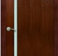 Koka durvju uzstādīšana