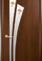Lamināta durvju montāža