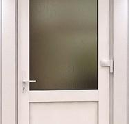 Plastikāta durvis